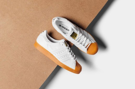 adidas Originals' Iconic Superstar 80s Deluxe Gets a Gum Makeover
