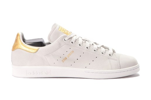 "adidas Originals Throws ""24K"" Detailing on the Stan Smith"