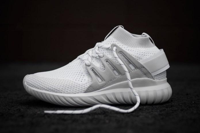 "adidas Originals Tubular Nova Primeknit ""Vintage White"""