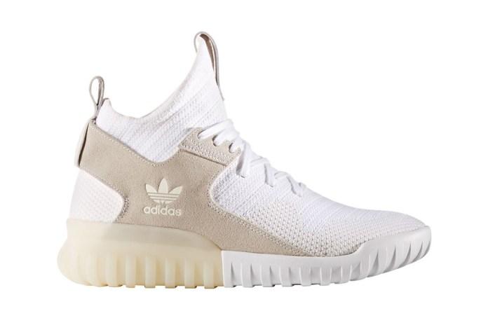 adidas Originals Tubular X Primeknit White/Tan