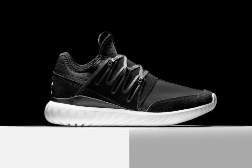"adidas Originals Tubular Radial ""Dark Knight"""