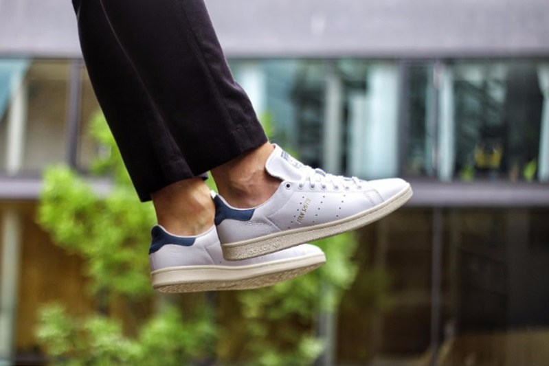 Gear up for Summer With These Baby Blue Stan Smiths