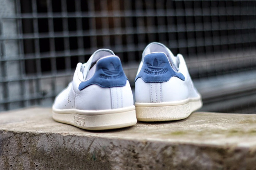 Adidas Stan Smith White Tech Ink Hypebeast