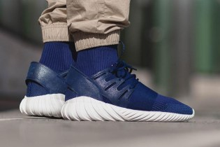 "adidas Originals' Tubular Doom Primeknit Receives a ""Night Marine"" Makeover"