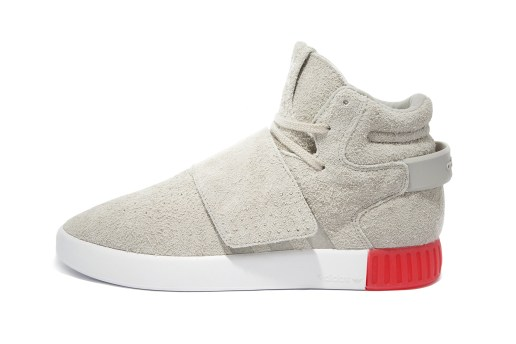 The adidas Tubular Invader Gets Strapped Up