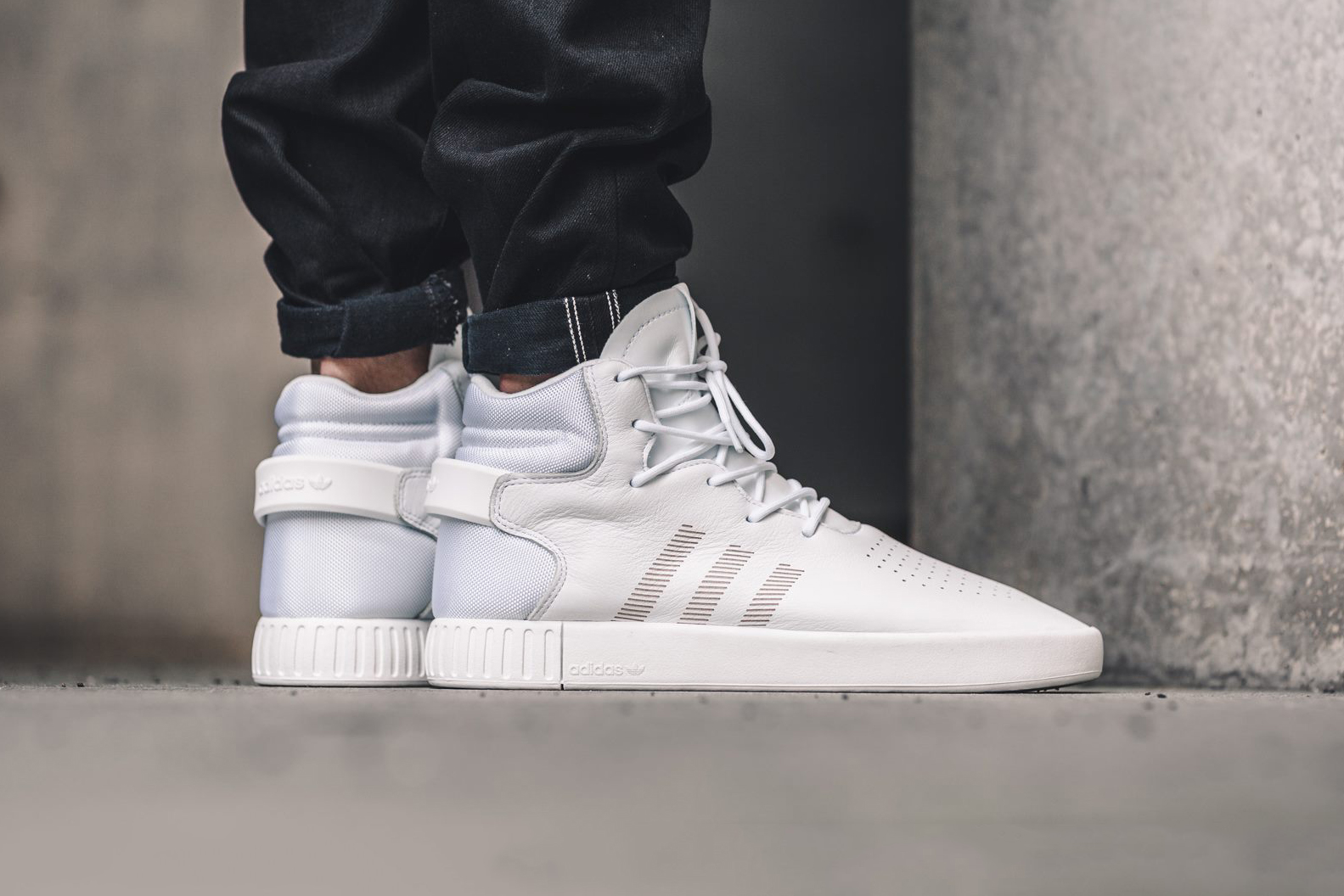 Adidas Originals Tubular Invader Strap Casual Sneakers