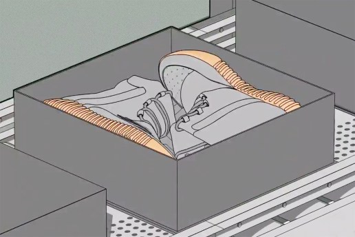 "This Video Shows What the adidas Yeezy Boost 750 ""Light Grey/Gum"" Is Made Of"
