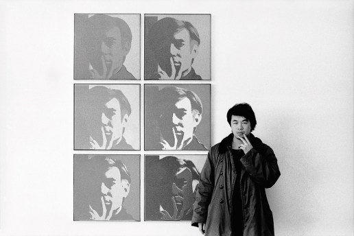 Ai Weiwei Reveals Andy Warhol Exhibition