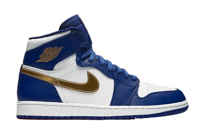 The Air Jordan 1 Gears up for This Summer's Olympics