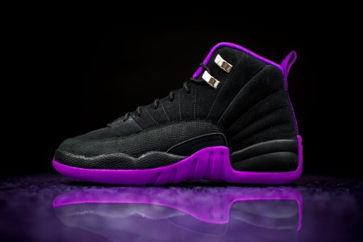 "The Pair Currently Known as Air Jordan 12 ""Ultra Violet"""