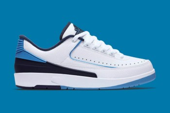 The Air Jordan 2 Low Gets a Tar Heels-Inspired Makeover