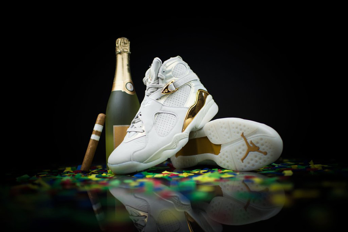 "Jordan Brand Celebrates LeBron's Win With the ""Championship"" Pack"