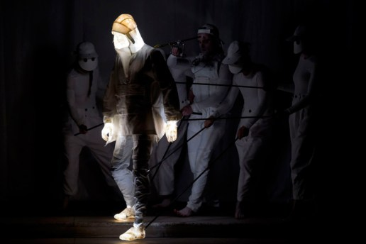Aitor Throup Returns to LCM With Life-Size Puppets