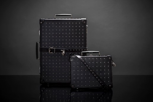 Alexander McQueen and Globe-Trotter Come Together for Some Seriously Goth Luggage