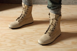 Android Homme Releases Its Own Take on the Tactical Boot