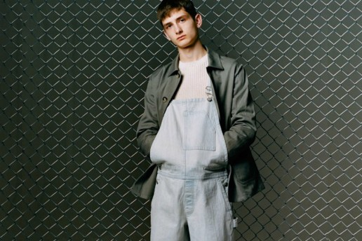 A.P.C Keeps Things Sensible in Its 2017 Spring/Summer Lookbook