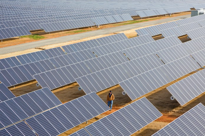 Apple Creates a New Company to Sell Solar Power