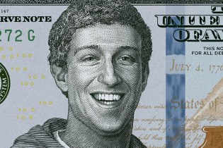 Artist Renders Modern Billionaires on Different Hundred Dollar Bills