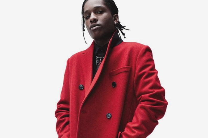 A$AP Rocky Fronts Dior Homme's 2016 Fall/Winter Campaign