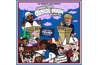 "A$AP Rocky Lends Smoke DZA an Assist on ""Nine"""