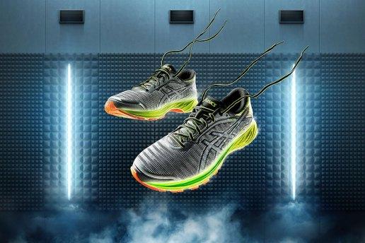 """ASICS Unveils """"DynaFlyte,"""" Its Lightest Running Shoe Ever"""