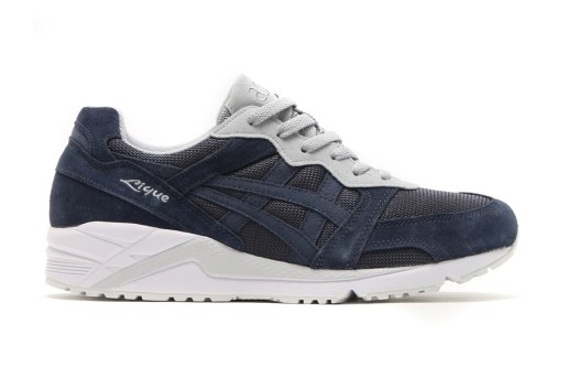 ASICS Channels the Aesthetic of Retro Runners for the GEL-Lique