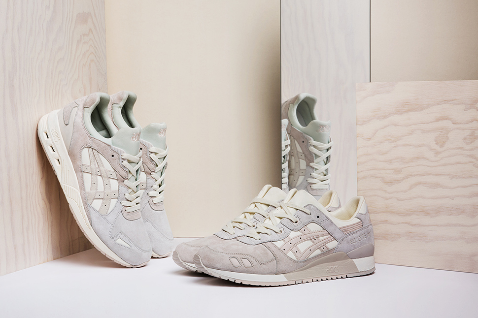 ASICS Brings Clean Blush Hues to the GEL-Lyte III & GT-Cool Xpress
