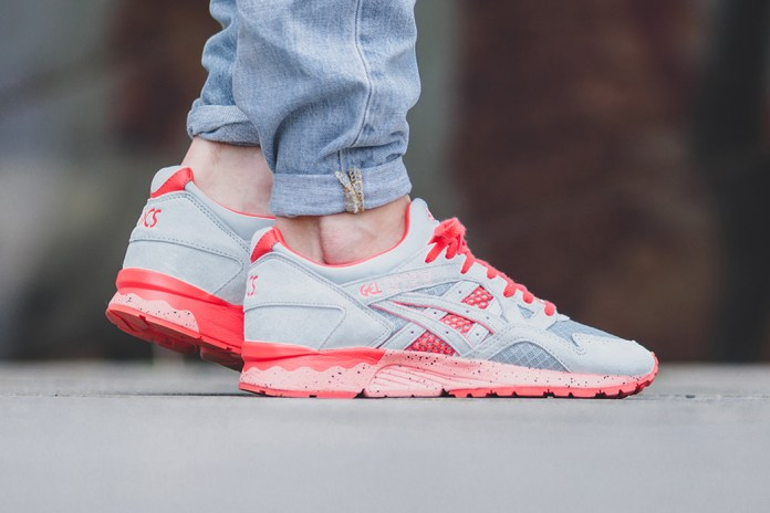 """ASICS Adds the GEL-Lyte V to This Summer's """"Bright"""" Pack"""