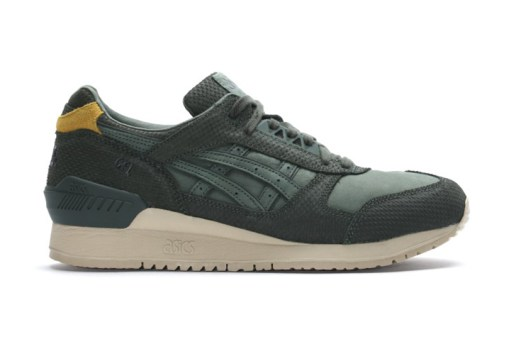 ASICS Looks to Its Japanese Roots for the Latest GEL-Respector