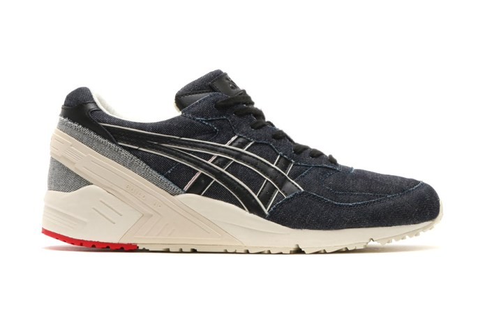 ASICS Brings Okayama Denim to the GEL-Sight
