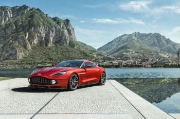 Aston Martin & Zagato Are Actually Putting Their Carbon Fiber Vanquish Concept Into Production