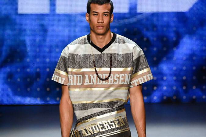 "Astrid Andersen Offers ""Casual Luxury"" for Spring/Summer 2017"