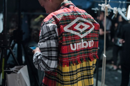 Take a Look Backstage at the OFF-WHITE 2017 Spring/Summer Show