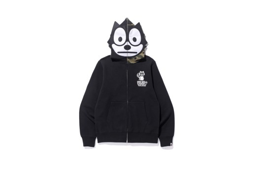 A Bathing Ape Collaborates With Classic Cartoon Character Felix the Cat