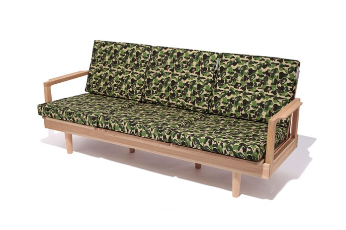 The BAPE Furniture Every Hypebeast Needs