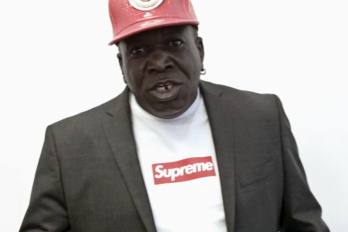Barrington Levy & Jah Life x Supreme 2016 Spring/Summer Collection Video
