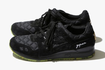 A Closer Look at the Souvenir Jacket-Inspired BEAMS x mita sneakers x ASICS GEL-Lyte III