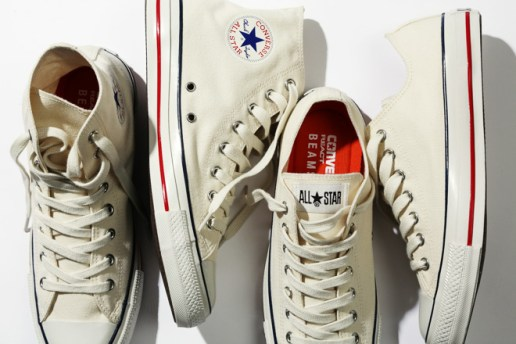 BEAMS Drops a Range of Converse Chuck Taylor All Star 70s