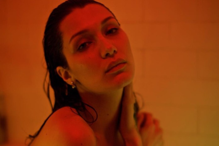 Tyler Ford Captures Bella Hadid in Private