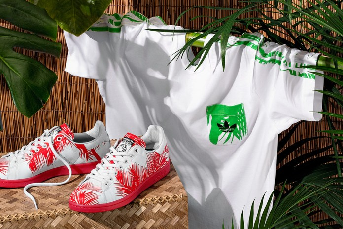 """The Billionaire Boys Club x adidas Originals """"Palm Tree"""" Collection Drops Just in Time for Summer"""
