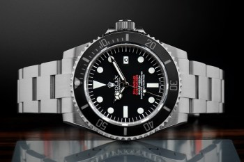 BLAKEN Gives This Vintage Rolex Double Red Sea-Dweller a Modern Update