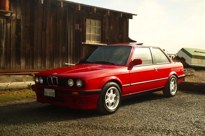 "This 1991 BMW E30 318is Is a ""Baby M3"""