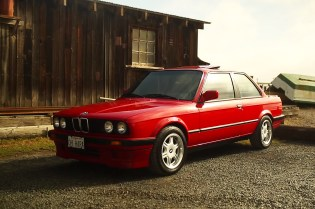 """This 1991 BMW E30 318is Is a """"Baby M3"""""""