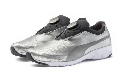 The BMW x PUMA X-Cat Disc Transforms BMW's Fabric-Covered Concept Car Into a Sneaker