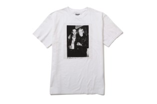 Bob Richardson's Photography Graces a Set of Exclusive Tees for UNITED ARROWS & SONS