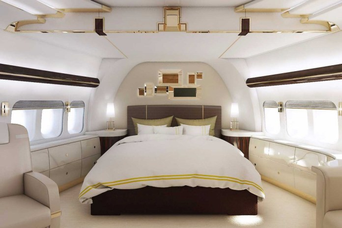 The Boeing 747 VIP Version Is the Final Word in Luxury Air Travel