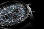 Picture of The Breitling for Bentley B06 Midnight Carbon Watch Surpasses the Conventional Tachymeter