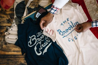 Brooklyn Circus's 2016 Spring/Summer T-Shirts Pay Homage to Vintage Graphics