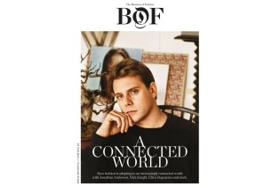 The Latest Print Issue of 'The Business of Fashion' Talks About Interconnectivity and Its Implications on Fashion