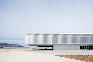 DATA[architectes] Built a Modern Seaside Luxury Casino in the South of France